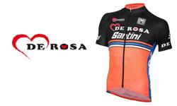 Abbigliamento ciclismo DE ROSA su itabbigliamentociclismo.com