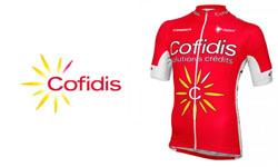 Abbigliamento ciclismo Cofidis su itabbigliamentociclismo.com