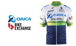 Abbigliamento ciclismo Orica-BikeExchange su itabbigliamentociclismo.com